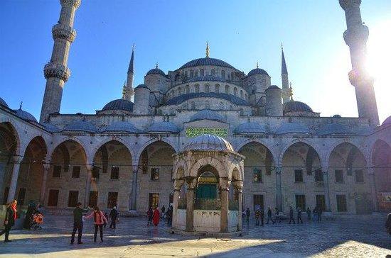 Mezquita Azul: モスク