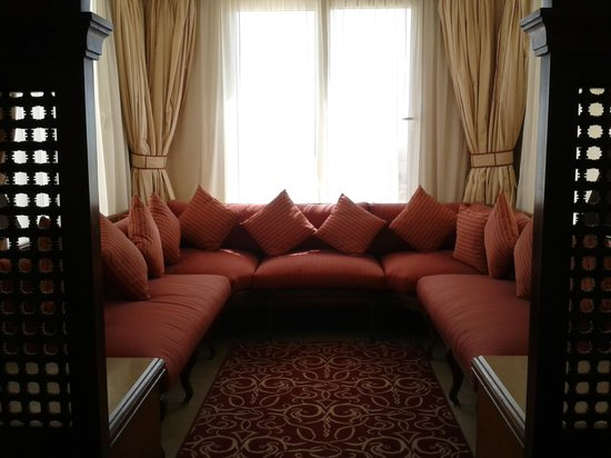 Kempinski Hotel Soma Bay: Soma Bay, Mar Rosso, Egitto, barriera corallina, suite, camera