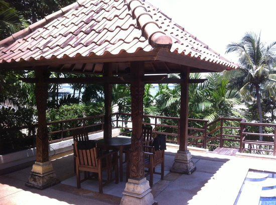 Nirwana Gardens - Indra Maya Pool Villas: Personal Pool in our Villa