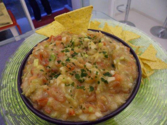 Gallo Food Factory: guacamole per alcuni aperitivi del sabato
