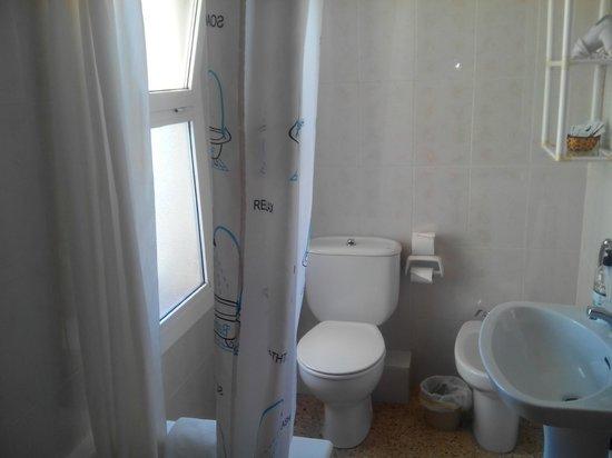 Marinada: baño habitación individual