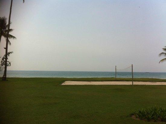 Nirwana Gardens - Indra Maya Pool Villas: Beach Vollyball