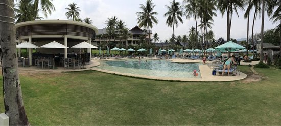 Outrigger Laguna Phuket Beach Resort: Kids pool