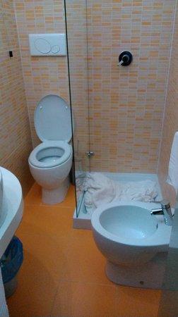 Hotel Rodia : Foto bagno