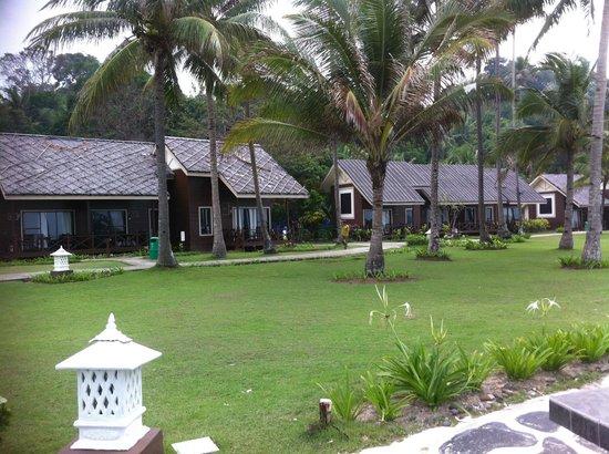 Nirwana Gardens - Indra Maya Pool Villa: Resort Huts