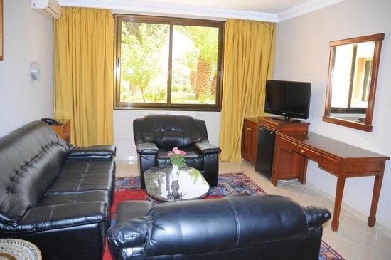 Kenzi Rissani Hotel: Suite Sénior