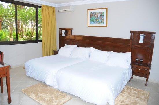 Kenzi Rissani Hotel: Twin Room