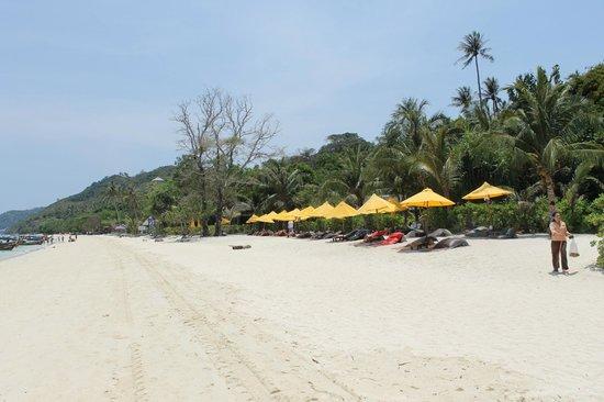 Zeavola Resort : Las amacas del hotel, muy comodas por cierto