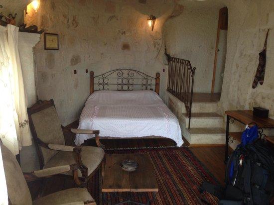 Kelebek Special Cave Hotel : Junior suite