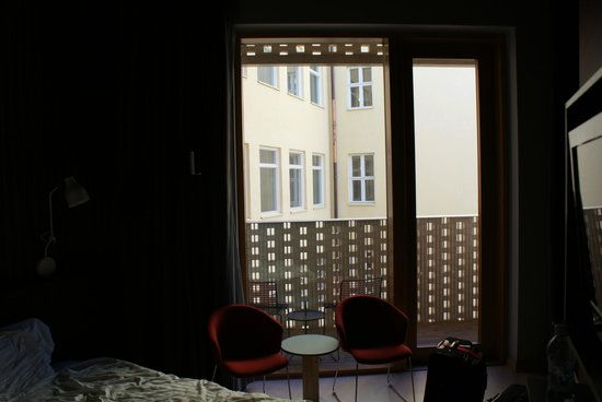 Scandic Paasi: Our double room