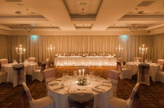 Casa Hotel: Wedding breakfast