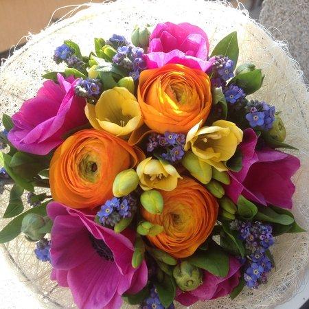 Top Bouquet di Fiori - Foto di Bibouq Calici & Bouquet dei 5 Sensi  JC27