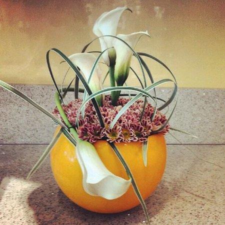 Bibouq Calici & Bouquet dei 5 Sensi : Composizione Floreale