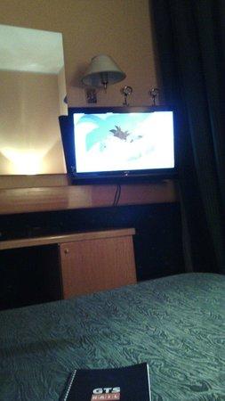 Euro Hotel : Tv