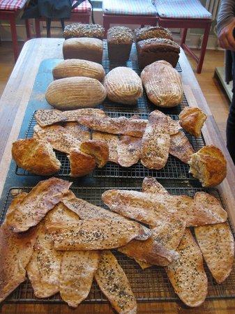 Bread Angels: Wonderful bread to take home