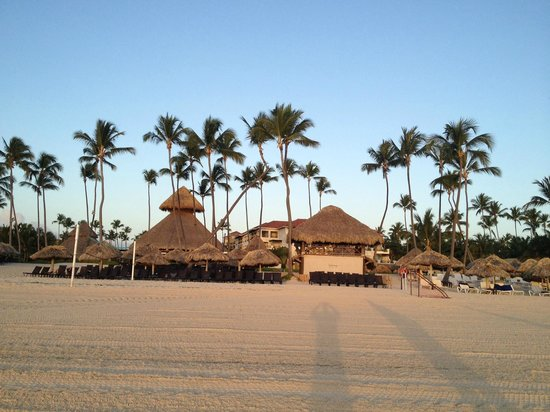 Now Larimar Punta Cana: Look from the Beach