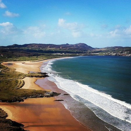 Knockalla Caravan and Camping Park: Beach