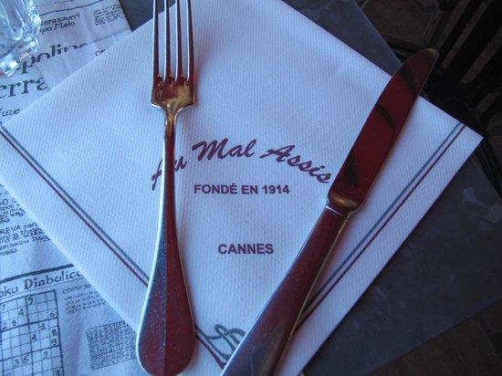 Mal Assis: ресторан
