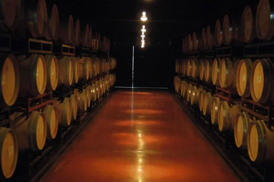 Trout & Wine Tours: Pulenta Estate Cellars