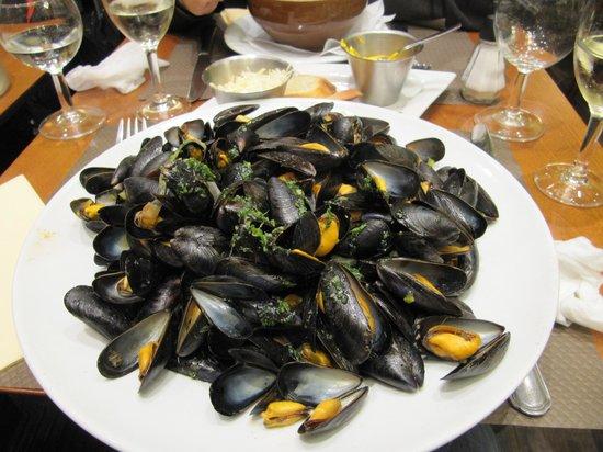Le Mirador: ресторан