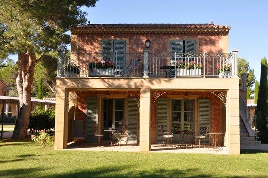 Hotel & Spa du Castellet : Chambre extérieur