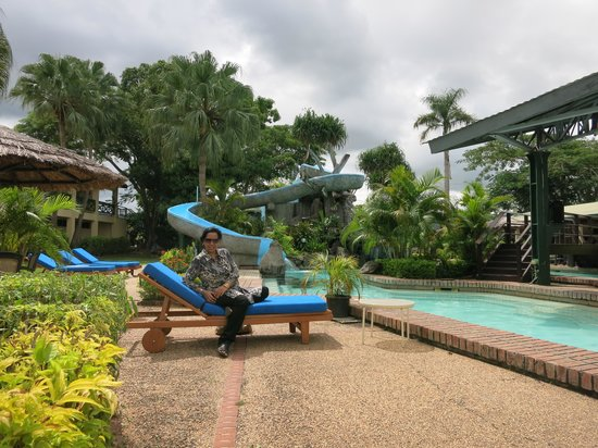 Tokatoka Resort Hotel: Magnificient swimming pool