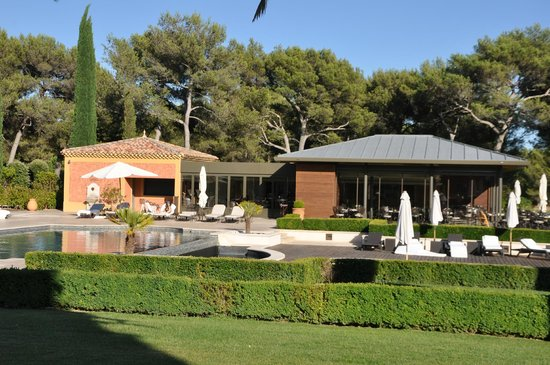 Hotel & Spa du Castellet : Piscine