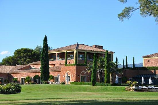 Hotel & Spa du Castellet : Parc