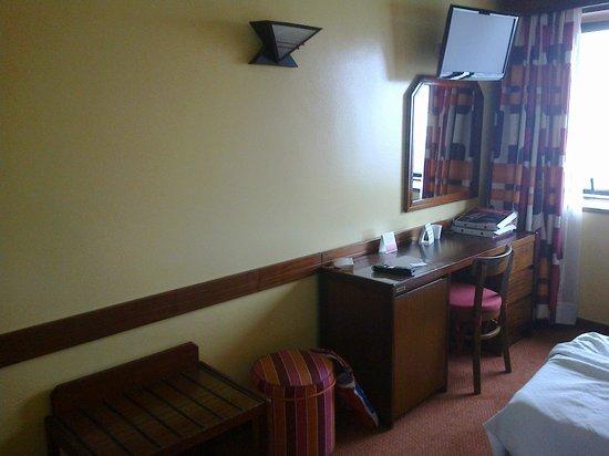 Hotel Nacional: quarto