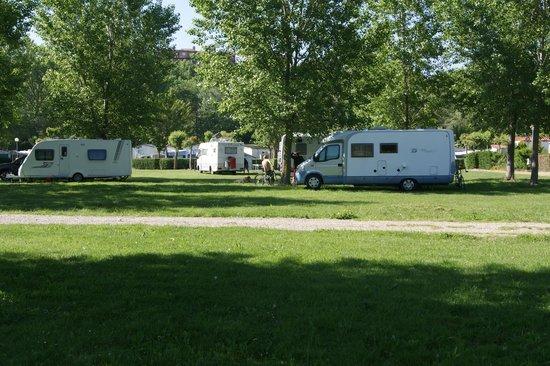 Camping de Haro : Parcelas