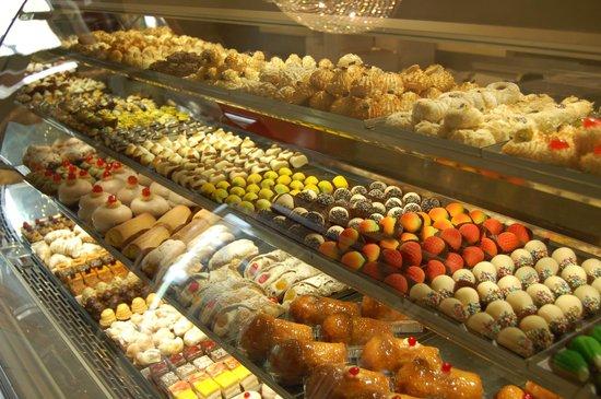 Caffe Alvino : Un banco dolci davvero invitante