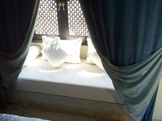Résidence Dar Lamia : Balcon chambre à coucher
