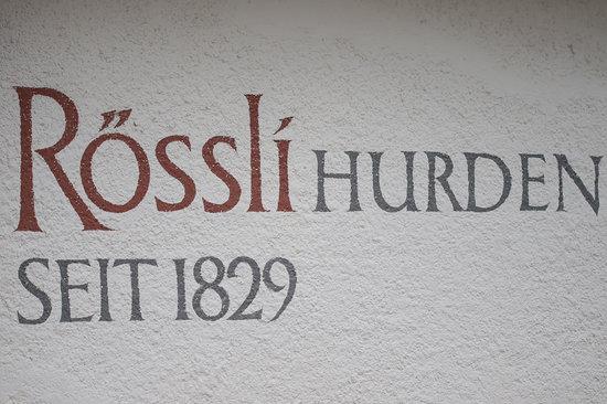 Hotel Restaurant Rossli: Hotel Restaurant Rössli Hurden