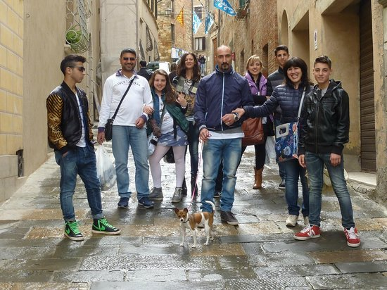 Fattoria Le Giare Agriturismo: Montepulciano