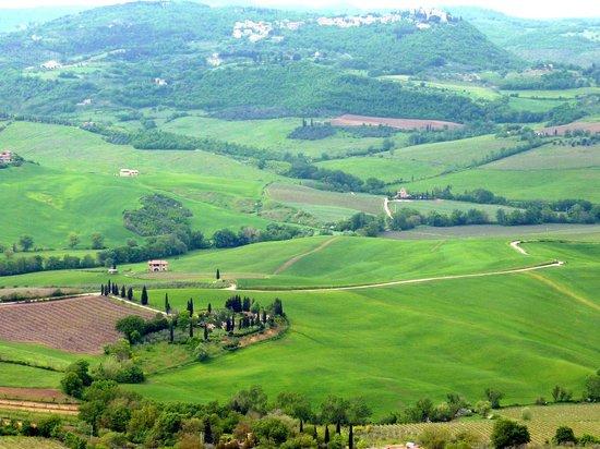 Fattoria Le Giare Agriturismo: La splendida Toscana