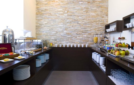 Ahotel Hotel Ljubljana: Breakfast