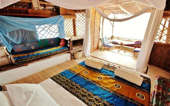 Casa na Praia Tofo: Room Treehouse
