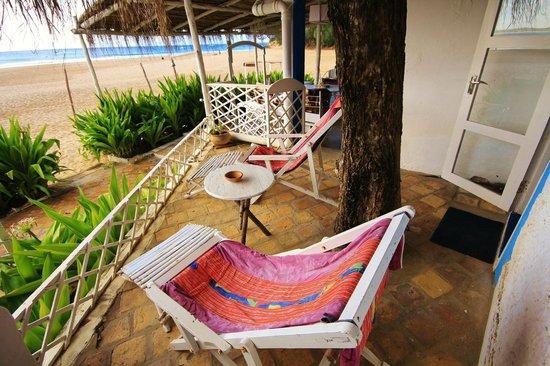 Casa na Praia Tofo: Room Sunset