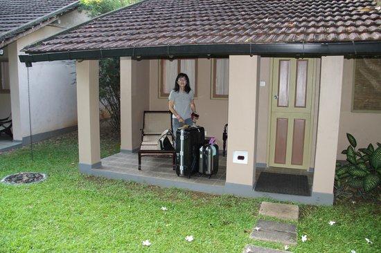 Sigiriya Village Hotel: 152部屋