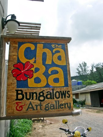 Cha-Ba Bungalows & Art Gallery: Cha-Ba Bungalows& Art Gallery
