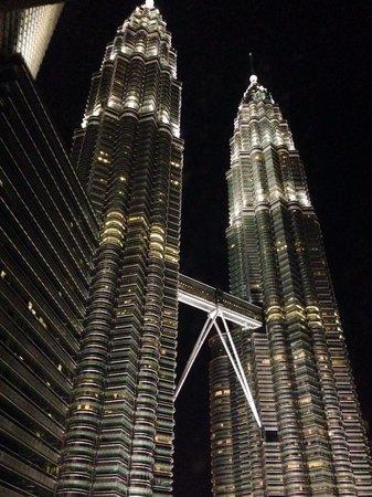 Mandarin Oriental, Kuala Lumpur: View from room at Mandarin Oriental, KL