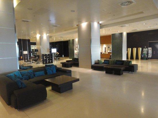 Best Western Premier BHR Treviso Hotel: lobby
