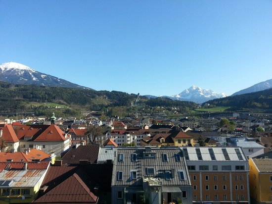 Hilton Innsbruck : Beautiful view