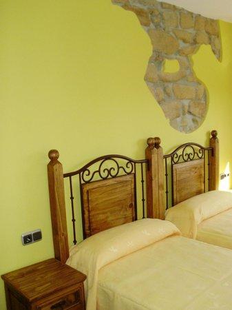 Iturritxo Landetxea : Habitacion Concha con camas individuales