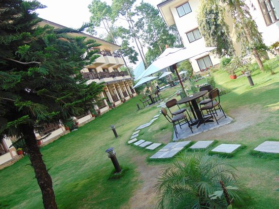 Atithi Resort & Spa: The relaxing ground !!