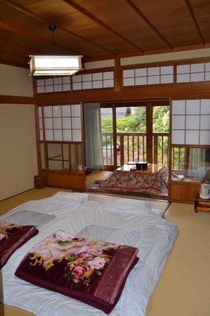 Shojoshin-in Temple : Zimmer mit Gartenblick