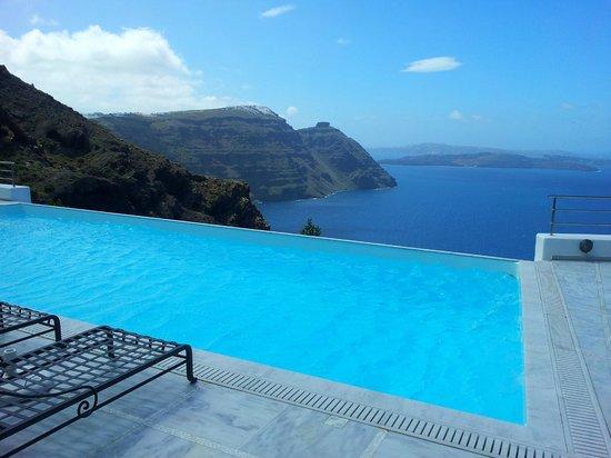 San Antonio Luxury Hotel: Infinity pool