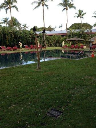 Aina Nalu: large pool