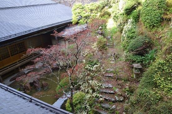 Shojoshin-in Temple : Garten