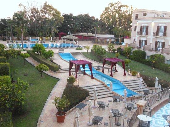 Giardino di Costanza Resort : vue d'ensemble